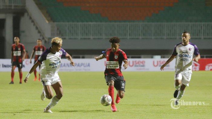 Jadwal BRI Liga 1 Persipura vs Persela: Mutiara Hitam Tak Akan Diperkuat 5 Pemainnya