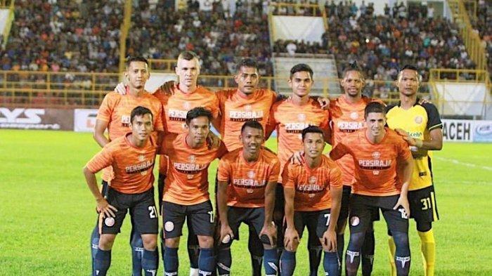 Persiraja Banda Aceh di Liga 1 2020
