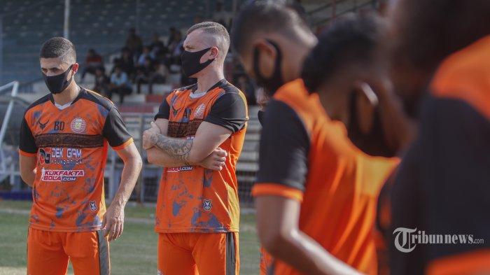 Siaran Langsung Piala Menpora 2021, Bali United vs Persiraja, Live Indosiar & Vidio, Link di Sini
