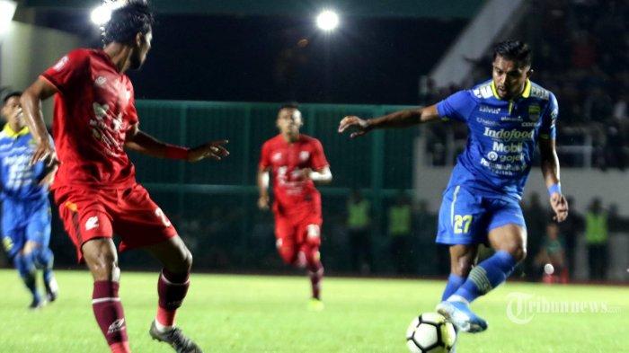 Persib Bandung Sudah Kantongi Daftar Pengganti Zulham Zamrun dan Fabiano Beltrame, Siapa Saja?
