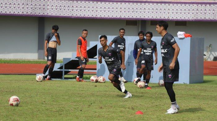 Latihan Perdana Persiapan Piala Menpora, Persita Tak Pasang Target Tinggi