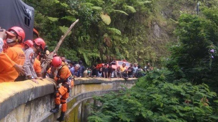 Misteri Hilangnya Pengandara Land Cruiser di Jembatan Lau Biang Karo, Mobil Menyala Orangnya Raib