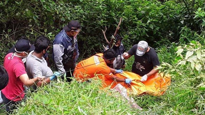 Sesosok Mayat Penuh Lebam Ditemukan di Jurang Tahura Berastagi, Diduga Korban Pembunuhan
