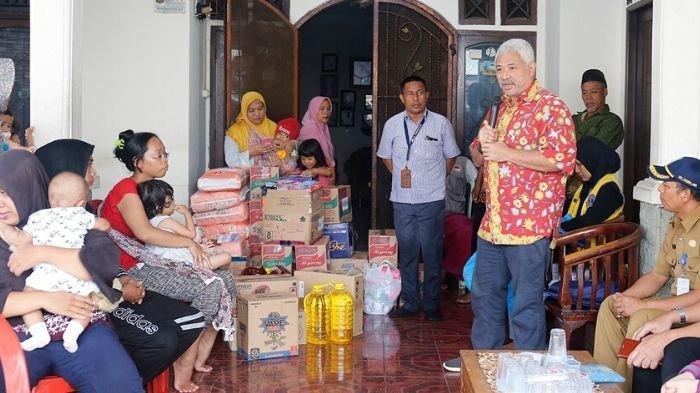 Pertamina Foundation Beri Bantuan Perlengkapan Sekolah, Makanan Sehat dan  Kebutuhan Paska Banjir