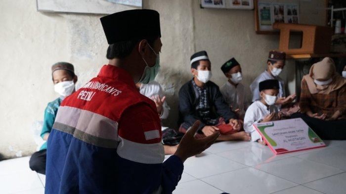 Berikan Santunan kepada 1.300 Anak Yatim, Pertamina Lubricants Alokasikan Rp 390 Juta