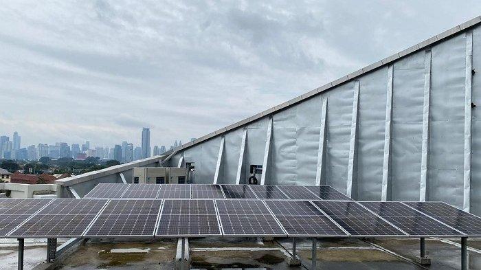 Bank Mandiri Siap Berikan Fasilitas Kredit Bagi yang Mau Pasang Solar Panel