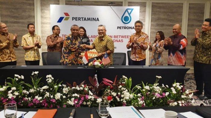 Sah, Pertamina-Petronas Perkuat Kerja Sama Bisnis Migas Jangka Panjang!