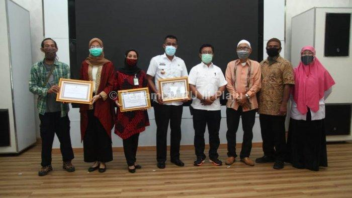 Pertamina RU III Plaju Raih Penghargaan dari Wali Kota Palembang