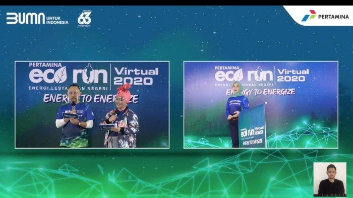 Pertamina Virtual Eco Run 2020, 3 Ribu Runner Donasi Rp 2,95 M untuk Kaum Difabel