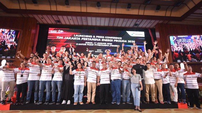 Pertamina Optimis Harum Bersama Jakarta Pertamina Energi di Ajang Proliga 2020