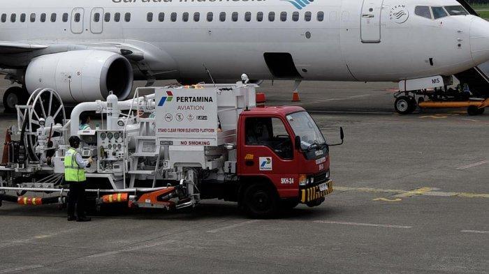 Kilang Balongan Terbakar, Bandara Soekarno Hatta SuplaiAvturke Halim dan Husein Sastra Negara