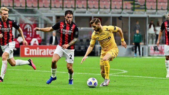 SEDANG BERLANGSUNG Live Score Rio Ave vs AC Milan Kualifikasi Liga Eropa, Akses di Sini Gratis