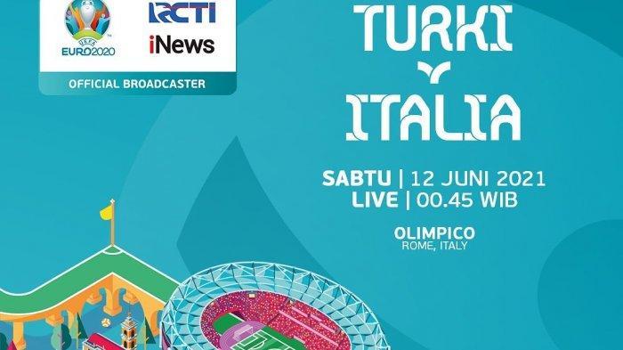 Jadwal Acara TV Minggu, 13 Juni 2021: Focus Euro di RCTI hingga America's Got Talent di Net TV