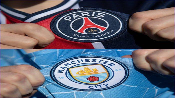 LIVE STREAMING TV Online, PSG vs Manchester City Liga Champions, Akses SCTV Ada di Sini