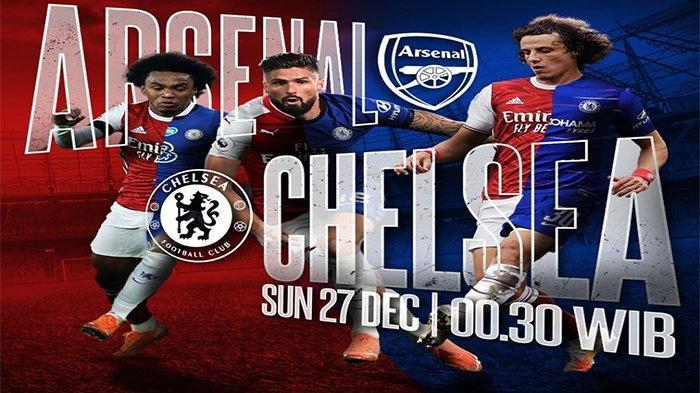 Arsenal vs Chelsea Liga Inggris: Aubameyang Abu-abu, Misi 3 Poin Demi Tak Masuk Gua Degradasi