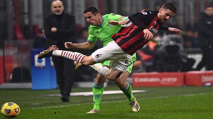 SIARAN LANGSUNG Liga Italia Malam Ini: Lazio vs AC Milan, Duel Tim Terluka, LIVE Bein Sports 2