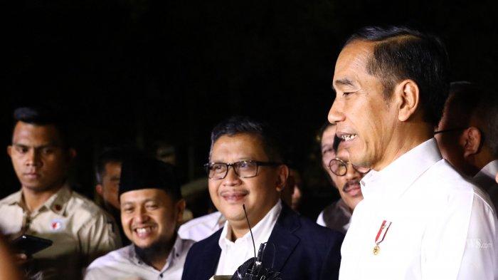 Jokowi Sudah Kantongi Nama-nama Calon Menteri Kabinet Kerja Jilid II, Ini Bocorannya