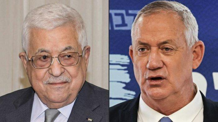 Presiden Palestina Bertemu Menhan Israel, Biden Ingatkan Bennet Tentang Solusi Dua Negara