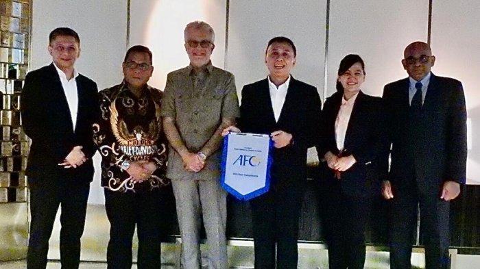 Presiden AFC Ucapkan Selamat atas Lolosnya Timnas Indonesia U-19 ke Piala Asia 2020