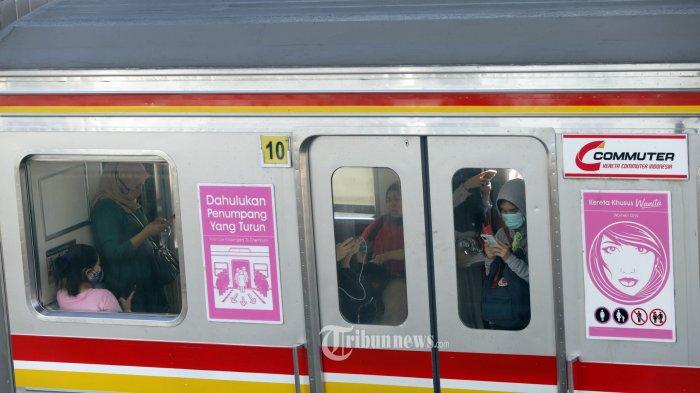 Pekan Kedua PSBB DKI Jakarta, Jumlah Penumpang KRL Turun 2 Persen