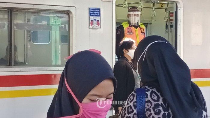Sehari Setelah Lebaran, Kemenhub Sebut Jumlah Penumpang KRL di Manggarai Mencapai 200 Ribu