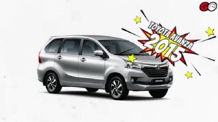 Toyota Avanza tahun 2015 - Daftar Harga Mobil Bekas di Bawah Rp 100 Juta Desember 2020: Toyota Rush, Avanza, dan Daihatsu Xenia.
