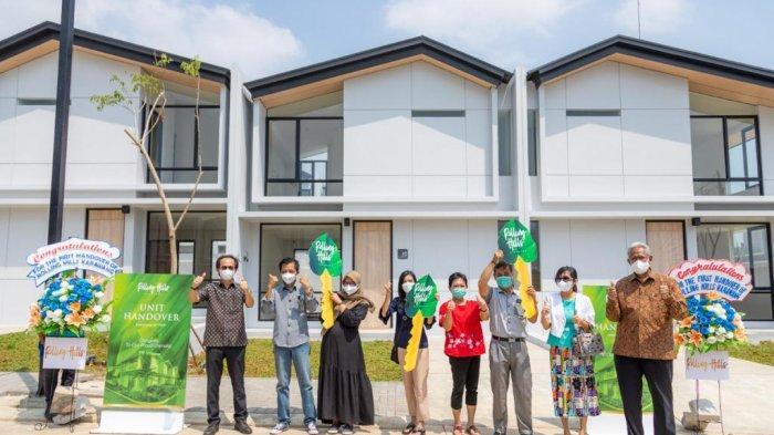 Satu Bulan Lebih Cepat dari Target, Rolling Hills Karawang Mulai Serahterimakan Unit Rumah Perdana