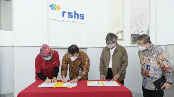 Peruri Dukung Program Bina Lingkungan di Jawa Barat dan DKI Jakarta