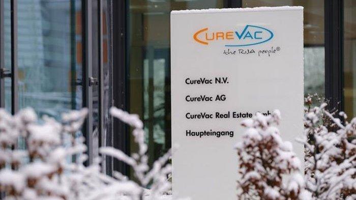 Update Terbaru, Saham CureVac Jerman Anjlok Pasca Uji Coba Vaksinnya Hanya Tunjukkan Efektivitas 48 Persen