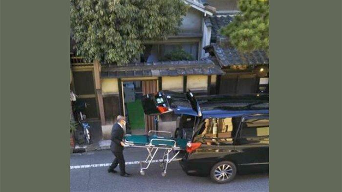 Kamar Mayat Penuh, Rumah Penginapan Tradisional Jepang Jadi Tempat Sementara Penyimpanan Jenazah