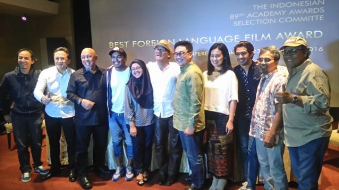 'Surat dari Praha' Wakili Indonesia untuk Masuk Seleksi Nominasi Piala Oscar 2017