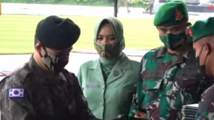 Fasih Berbahasa Indonesia, Perwira Korea Selatan Ini Ungkap Kesan Ikuti Pendidikan Seskoad TNI AD
