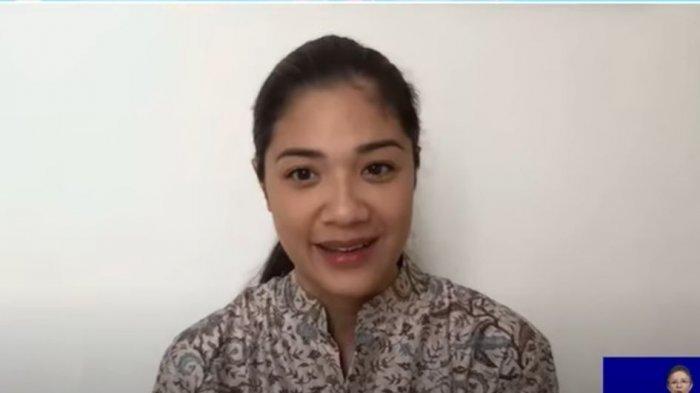 Pesan Franka Makarim agar Anak Perempuan Indonesia Bisa jadi Perempuan Hebat