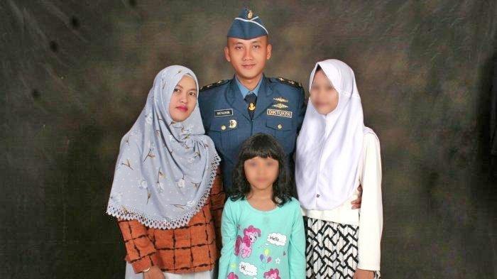 Pesan Letda Munawir Korban KRI Nanggala-402 ke Putrinya, Semangat Wujudkan Cita-cita Jadi Taruni TNI