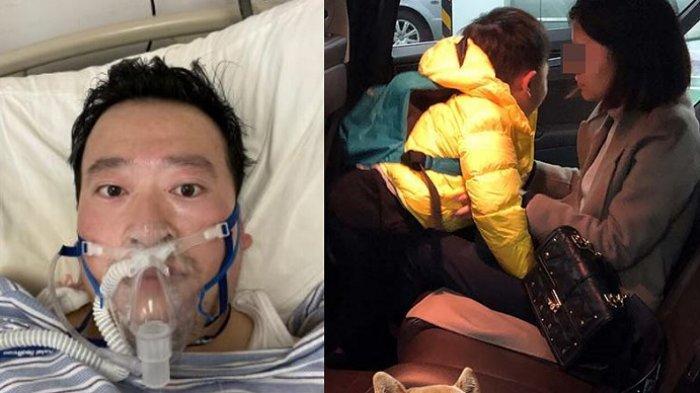 Status Medsos Li Wenliang Pahlawan Virus Corona untuk Anak Sebelum Meninggal, Kini Mustahil Terwujud