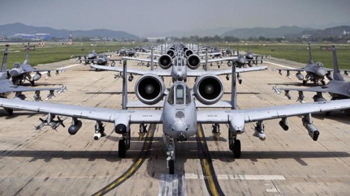Amerika Batal Pensiunkan Pesawat Ini karena Masih Dibutuhkan untuk Gempur ISIS