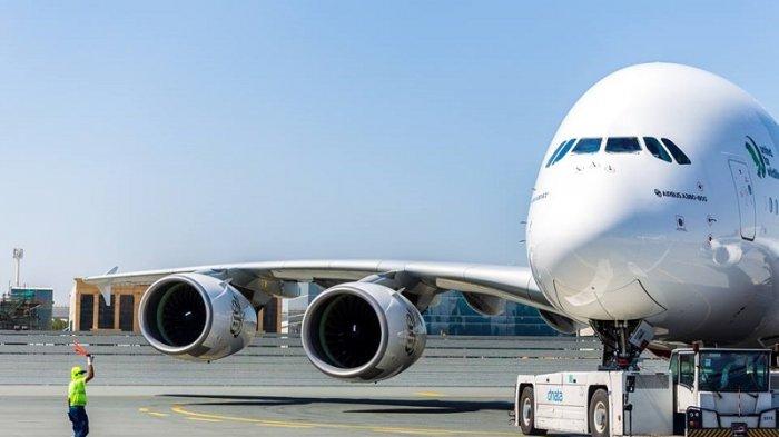 Fakta Unik Airbus A380, Pesawat Penumpang Terbesar di Dunia dengan Penerbangan Nonstop Terpanjang