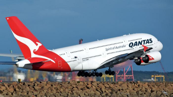 qantas jakarta sydney - photo#5