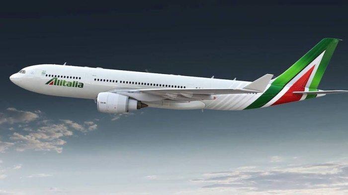 Dihantam Covid-19, Maskapai Asal Italia Tutup Seluruh Penerbangan Mulai 15 Oktober 2021