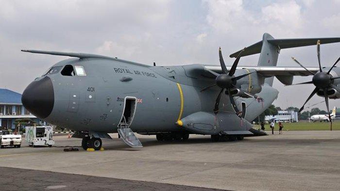Alasan Airbus A400M Sengaja Diterbangkan Lagi ke Indonesia
