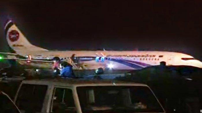 Seorang Pembajak Pesawat Bangladesh Ditembak Mati Setelah Pendaratan Darurat