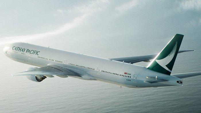 Maskapai Asal Hong Kong Salah Tulis Nama pada Livery Pesawat Barunya, Huruf