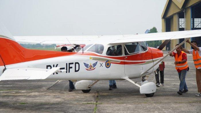 Cessna 152 dan Cessna 172P Jadi Pesawat Patroli Jalan Tol Jasa Marga