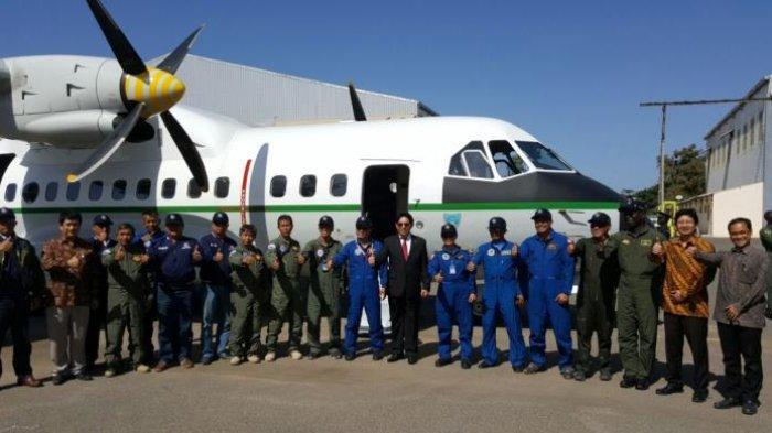 PT Dirgantara Indonesia Ekspor CN-235 ke Senegal dan Pantai Gading Senilai 75 Juta Dolar AS