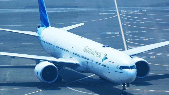 Terdampak Covid-19, Garuda Indonesia Hanya Terbangkan 40 Pesawat Per Hari