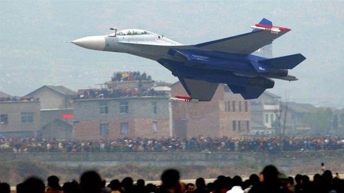 China Kirim Jet Tempur ke Taiwan, Peringatkan Kemerdekaan Berarti Perang