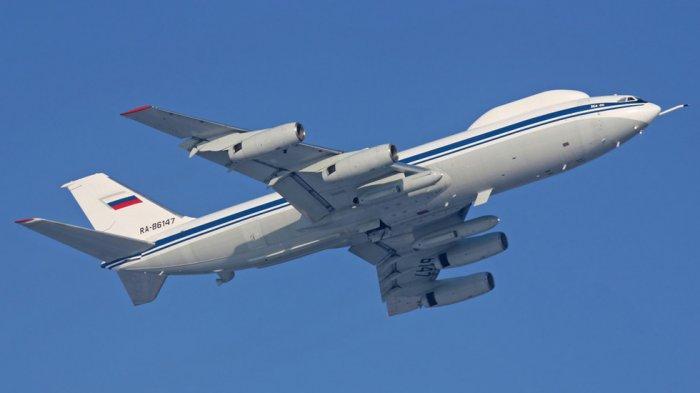 """Rusia Bikin Lagi """"Pesawat Kiamat"""", Armada Udara Khusus Jika Terjadi Perang Total Nuklir"""