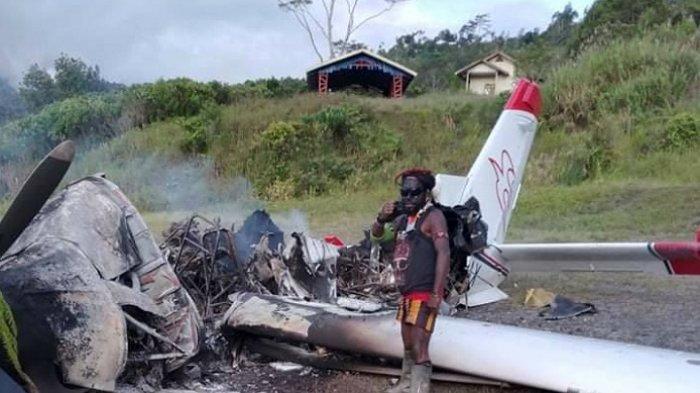 Gerombolan Bersenjata Pimpinan Sabinus Waker Tembak Mati Guru SD di Kabupaten Puncak Papua