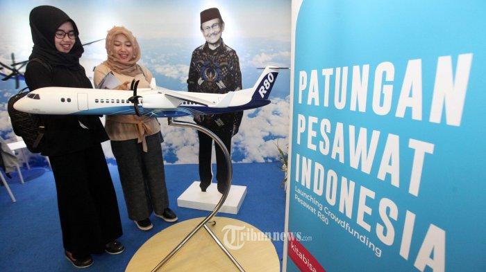 Perlu Political Will Dalam Menjaga Industri Pesawat Dirgantara