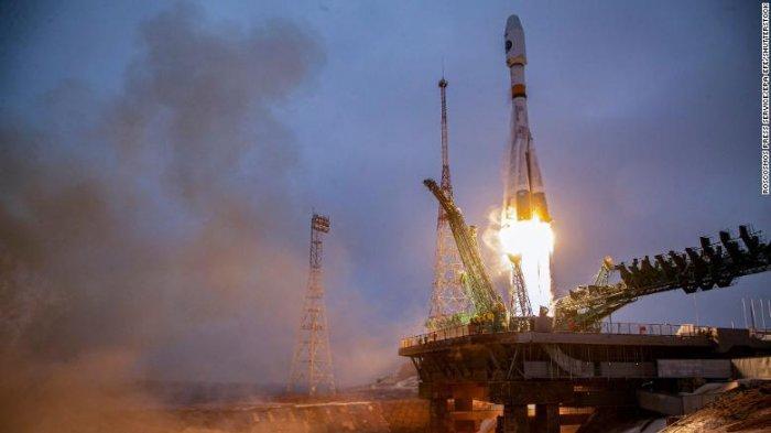 Rusia Luncurkan Satelit Antariksa Bernama Arktika-M untuk Pantau Iklim di Kutub Utara